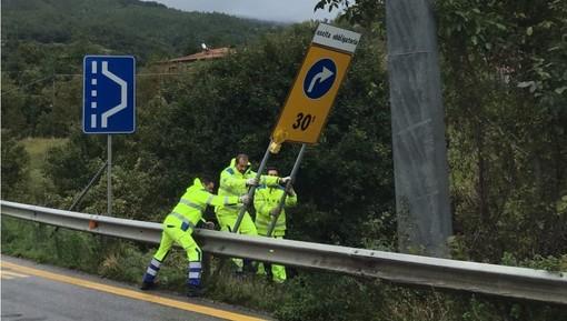 Bando Anas per nuova segnaletica strade statali, 5 milioni per Piemonte e Valle d'Aosta