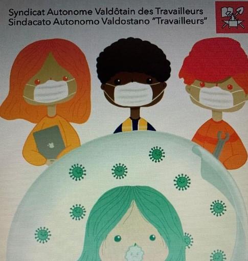 Tessera Savt 2021 creata dalle studentesse Tiziana Pasqualotto e Federica Baratta