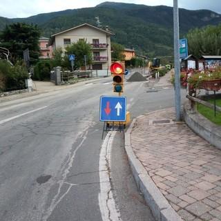 Modifiche alla circolazione lungo le strade regionali di Champorcher e della Valle del Lys