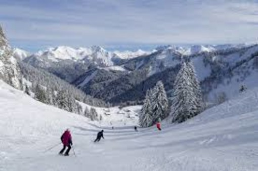 En Savoie on peut skier gratuitement