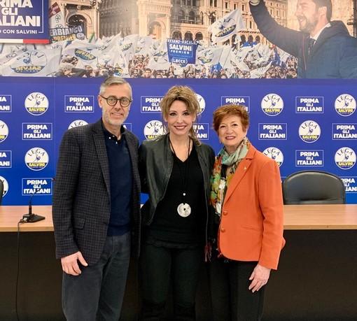 Paolo Sammaritani, Nicoletta Spelgatti e Marialice Boldi