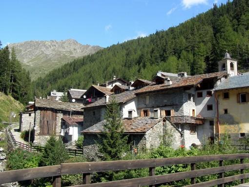 Il borgo di Saint-Rhémy-en-Bosses