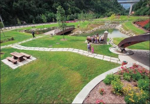 Aosta: Area Saumont nell'iniziativa 'Puliamo il tuo parco'