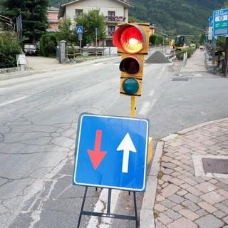 Modifiche alla circolazione lungo la strada regionale della Val d'Ayas