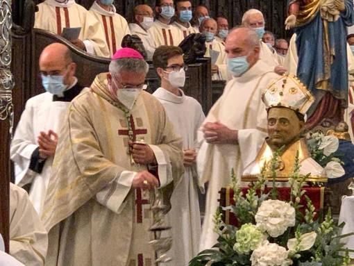Le celebrazioni di San Grato in Cattedrale (cliccare sull'immagine per avviare la gallery)
