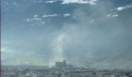 Un projet de recherche sur la pollution atmosphérique