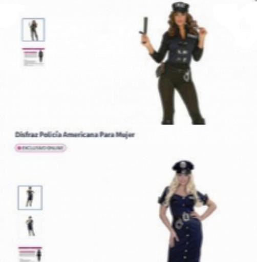 """Carrefour ritira dei costumi di carnevale: troppo sessisti. L'accusa è quella di mostrare un'immagine femminile distorta e """"iper sessualizzata"""""""