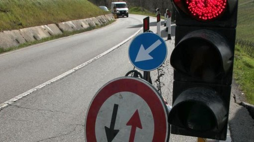 Modifiche alla circolazione lungo la strada regionale di La Magdeleine