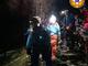 Intervento notturno Soccorso alpino sulla cascata Patrí Valnontey (AGGIORNAMENTO)