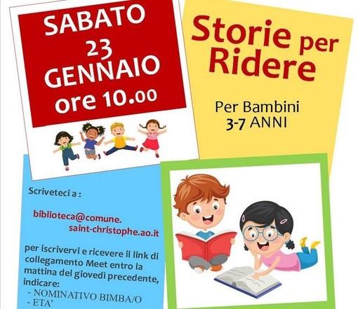 Saint-Christophe: Tornano i 'Samedi Lectures' in Biblioteca