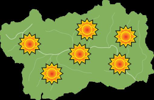 Domenica di sole tra sagre e feste in Valle