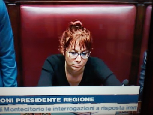 L'on. Elisa Tripodi
