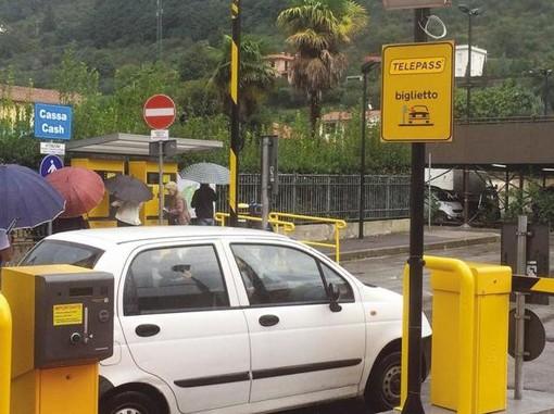 Aosta: Innovazione tecnologica per parcheggi blu