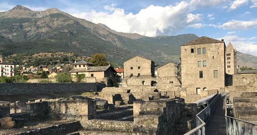 Per la riqualificazione dell'area archeologica Aosta Est presentati 29 progetti