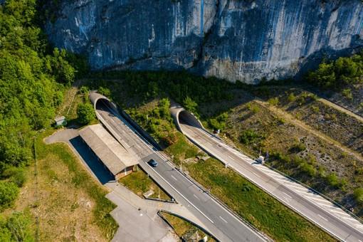 Les travaux d'avril - Autoroute et Route Blanches (A40 et RN205)