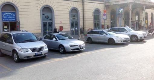 Taxi alla stazione di Aosta