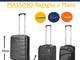 Trolley voli Ryanair: continua battaglia Altroconsumo