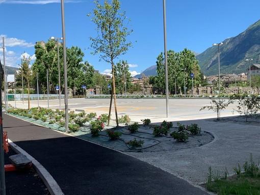 Ceduti dalla Regione al Comune di Aosta i parcheggi della Nuova Università