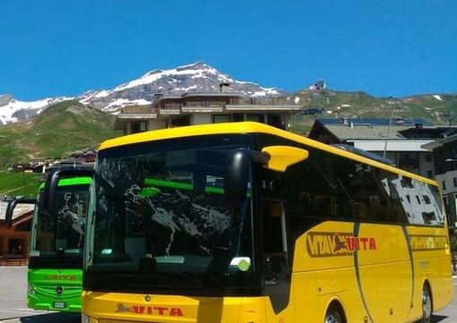 Da venerdì trasporto notturno gratis Aosta Courmayeur e Aosta Pont Saint Martin