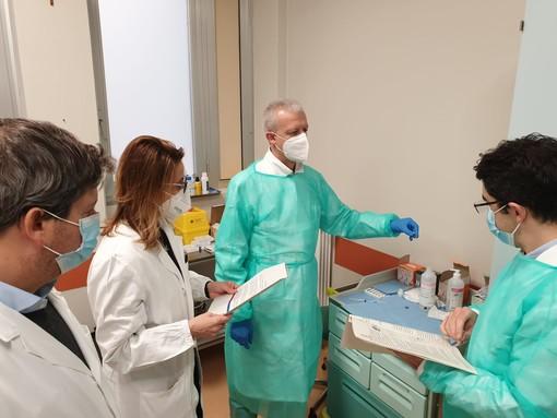 Regione verso potenziamento servizi sanitari anti Covid
