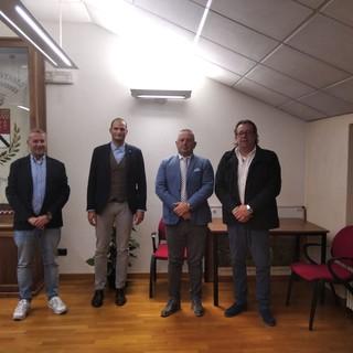 Nunzio Venturella, Alessandro Giovenzi, Alessandro Rossi, Adriano Varisellaz e Sandro Porro