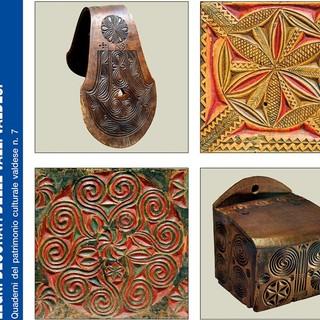 """Museo valdese e mostra """"Intagli alpini. Legni decorati fra Valli valdesi e Queyras"""""""