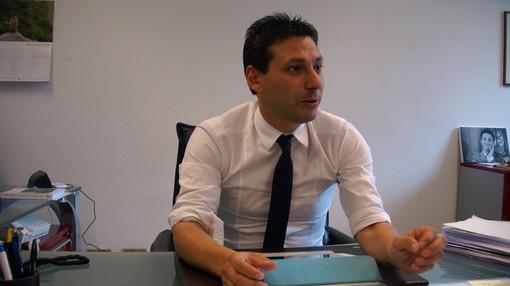 L'assessore regionale al Turismo, Laurent Vierin