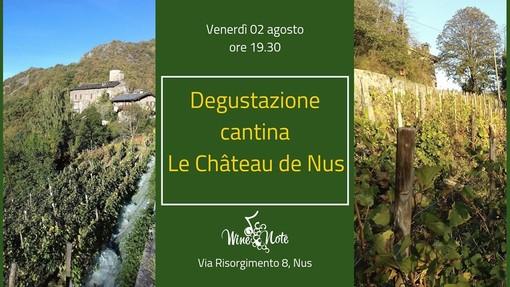 La Cantina Le Chateau e la nuova vita di antiche vigne a Nus