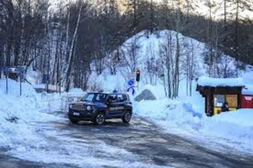 Courmayeur: Pericolo valanga Meyen evacuazione Meyen e Pont-Pailler