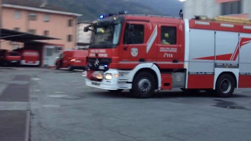 Deputata Tripodi in visita ispettiva caserma VV.FF