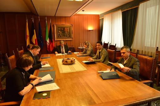 Un nouveau accord de coopération entre la Région autonome Vallée d'Aoste et la Communauté française de Belgique
