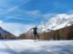 Nuovamente 'avvicinabile' la pista di fondo in Val Ferret