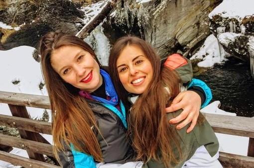 Paola Viscardi e Martina Svilpo