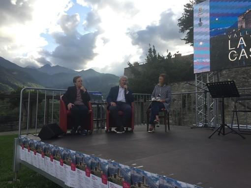 Da sn Maria Vassallo, Roberto Domaine e Viviana Maria Vallet
