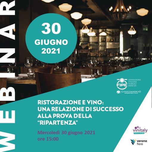 WEBINAR gratuito FIPE-Vinitaly 30 giugno 2021 ore 15.00