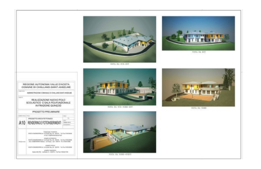 Challand-Saint Anselme: Su Change.org una petizione a favore di una nuova scuola
