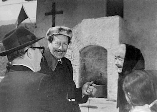 René Willien (al centro della foto)