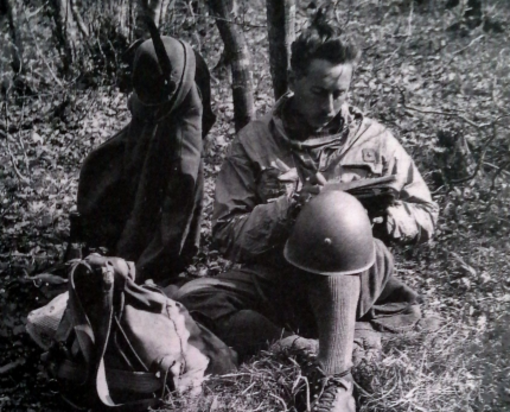 René Willien, tratta dalla quarta di copertina del libro Tra la Dora e l'Isère