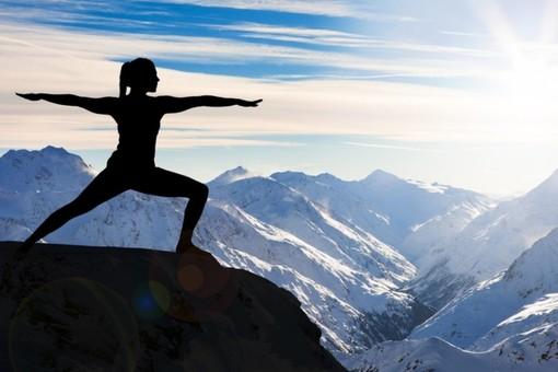 Ecole yoga gratuite au pied du Mont-Blanc
